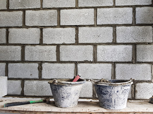 construction et maçonnerie